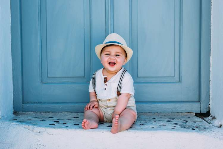 25 Baby Boy Names Starting With J That You Should Jump On