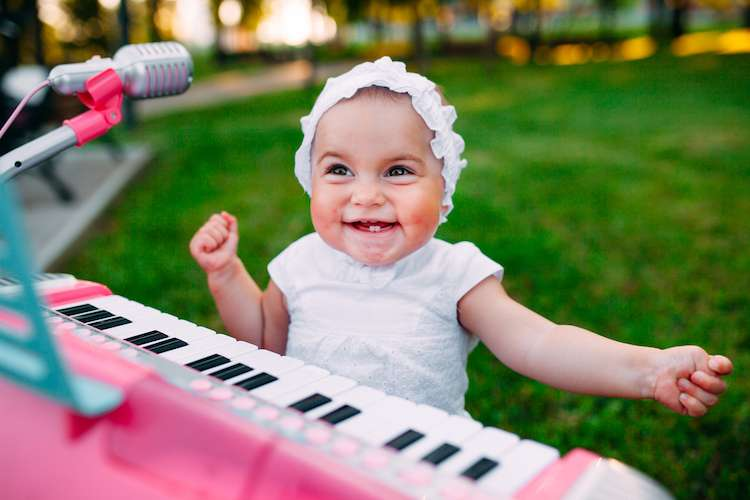 25 baby names for girls inspired by classical music