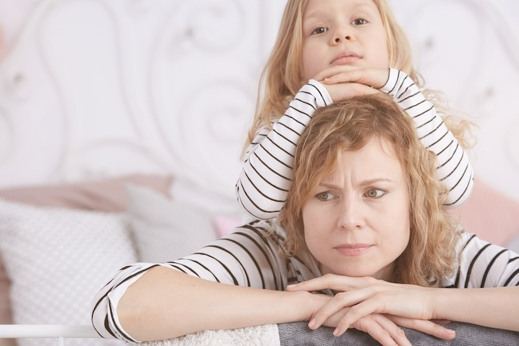 Sister Gives Annoying Parenting Advice