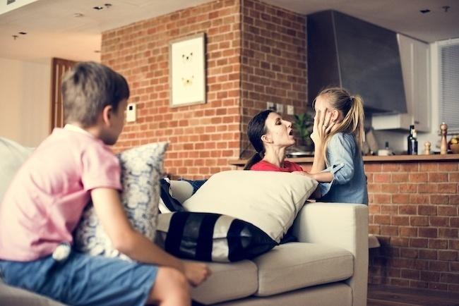 Stepson Bullying Mom's Kids