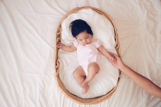 Sleeping Baby, SIDS