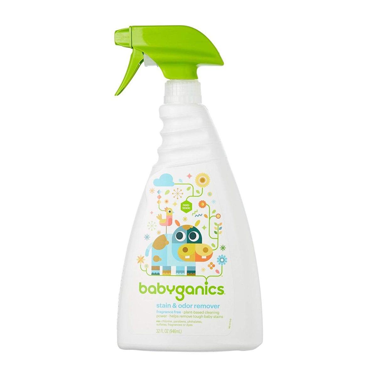 Babyganics FreeStain and Odor Remover