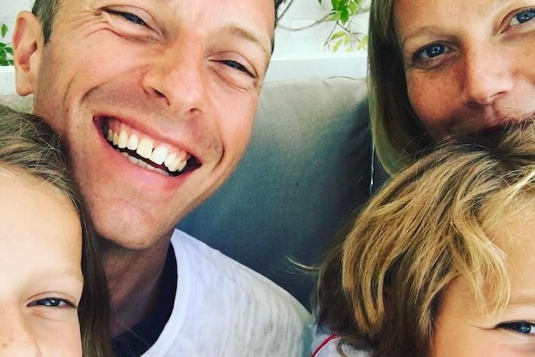 Gwyneth Paltrow Co-Parenting
