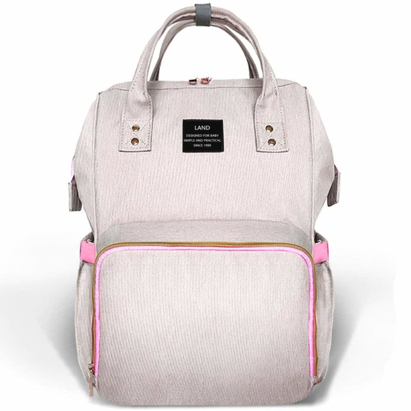 coolest diaper bags - halova backpack diaper bag