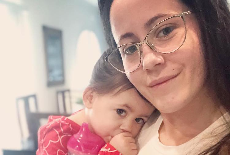 Jenelle Evans Loses Custody of Children