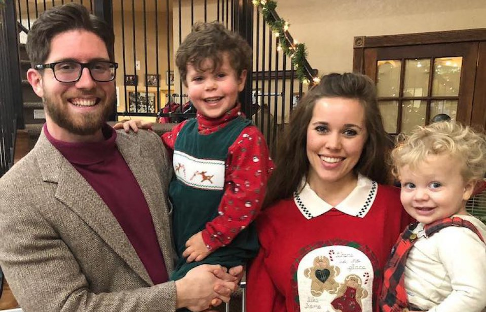 Jessa Duggar Welcomes Third Child: See the Adorable First Photo!