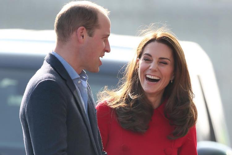 Kate Middleton and Prince William Send Well-Wishes to Prince Harry and Meghan Markle