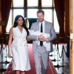 Meghan Markle and Prince Harry Share First Look at Royal Baby and Reveal Name