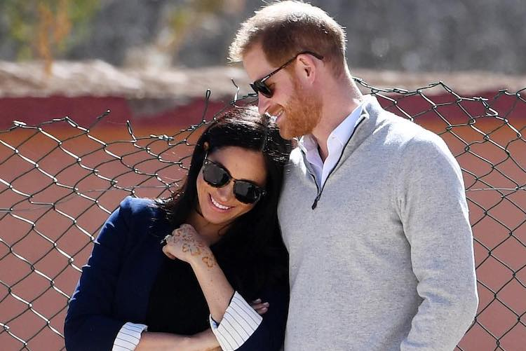 Meghan Markle Shares New Photo of Baby Archie Harrison