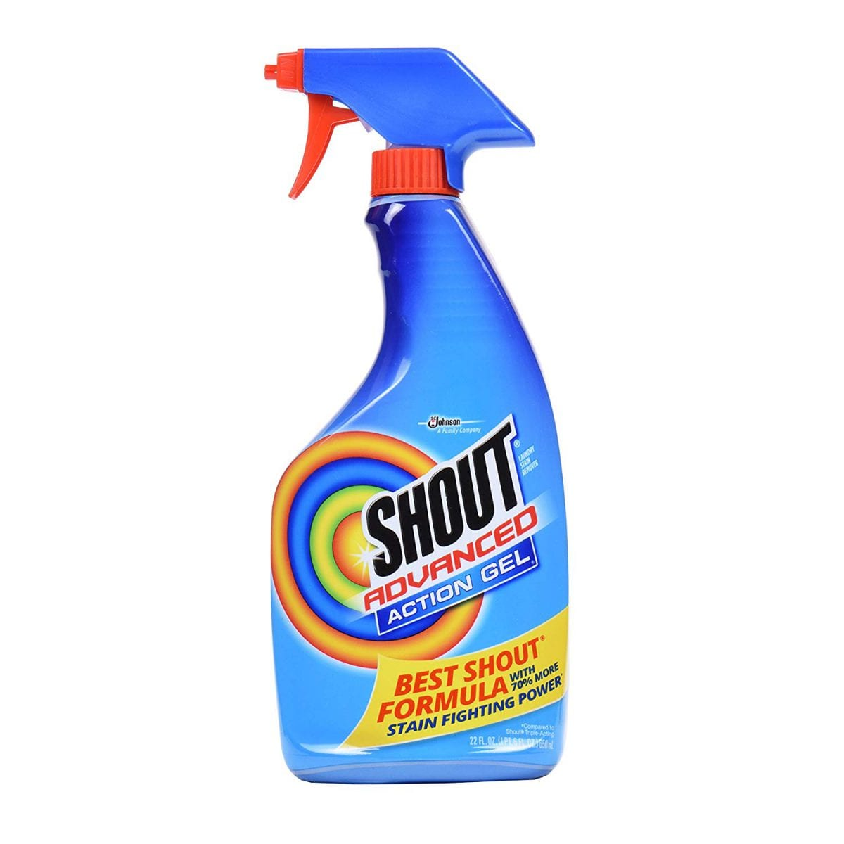 Shout Advanced Action Gel