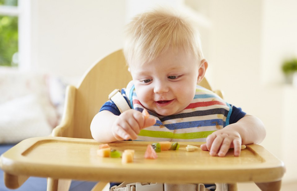 On Baby-Led Weaning: Why I Refuse to Buy Baby Food Even Though I'm the Laziest Person in the World