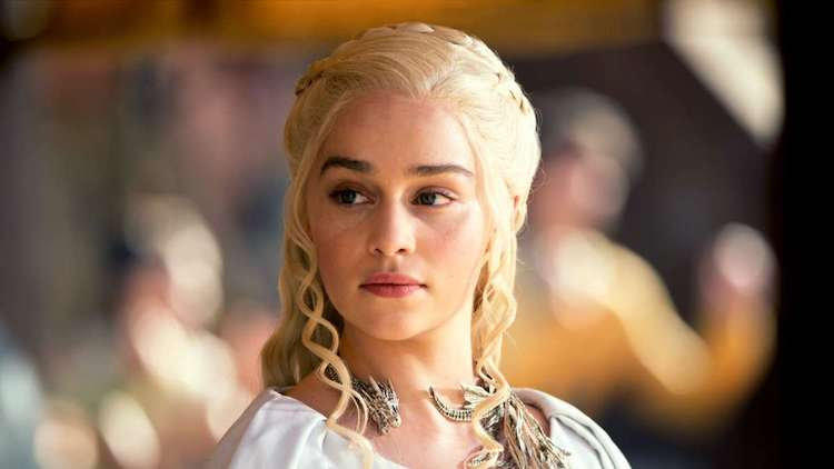 Unusual Baby Names - Daenerys Targaryen