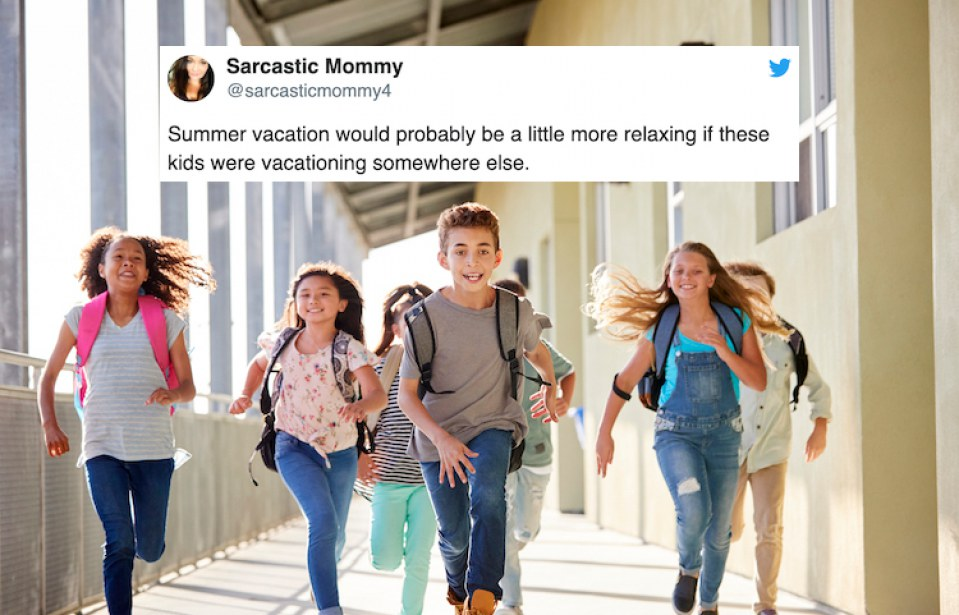 15 Hilarious Parenting Tweets About Graduation, Summer Break, and the End of the School Year
