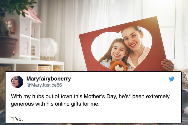 funny mother's day tweets