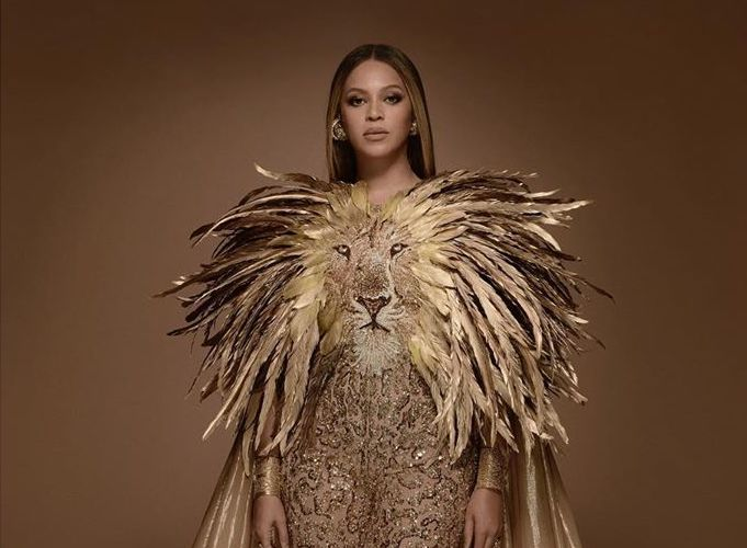 Beyonce, Blue Ivy, Lion King