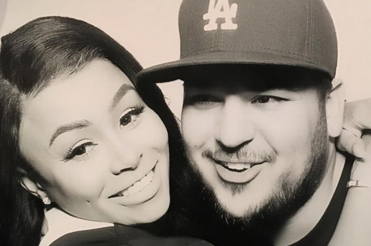 Blac Chyna and Rob Kardashian Feud Over Daughter Dream