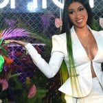 Cardi B Bought Baby Kulture $80,000 Worth of Diamonds and People Have Opinions About It
