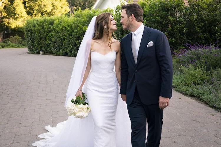 Chris Pratt and Katherine Schwarzenegger's Wedding