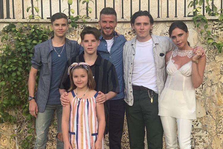 David Beckham Is One Cool Dad