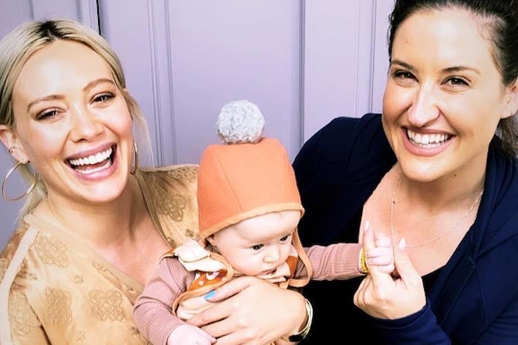 Hilary Duff Mom Life