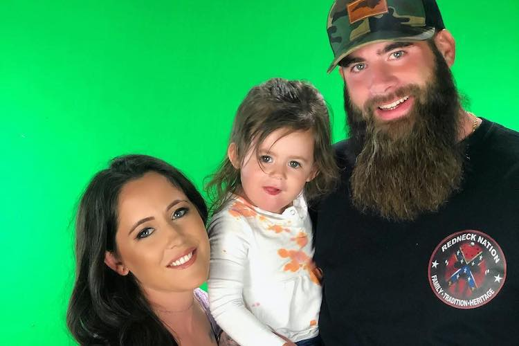 Police Called to Jenelle Evans House