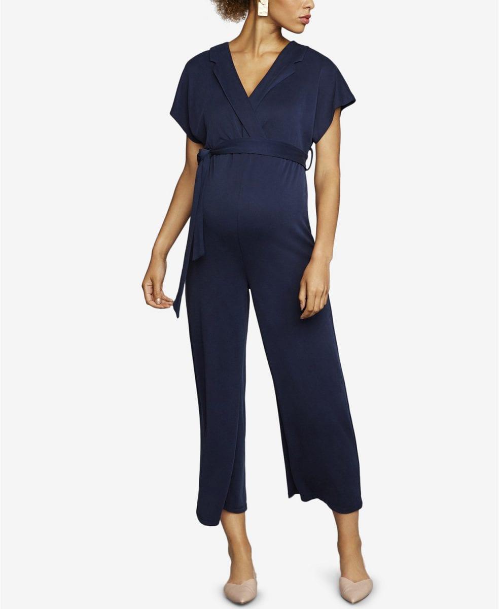 maternity jumpsuit