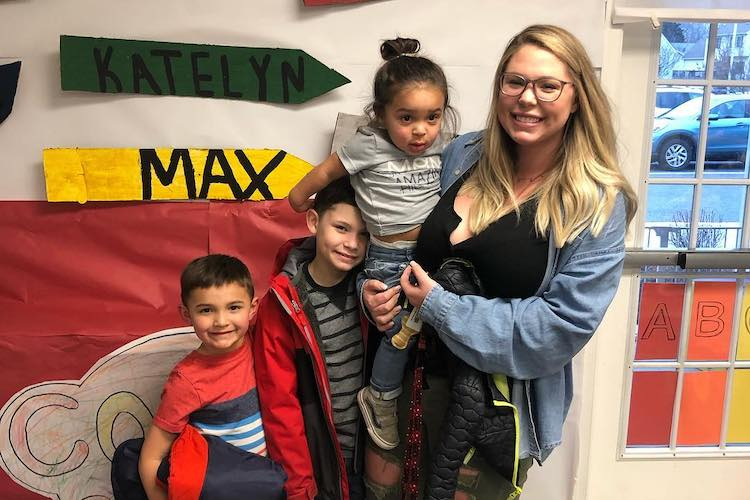 Kailyn Lowry Pregnant