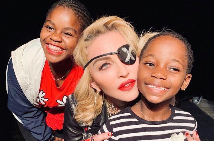 Madonna on Motherhood
