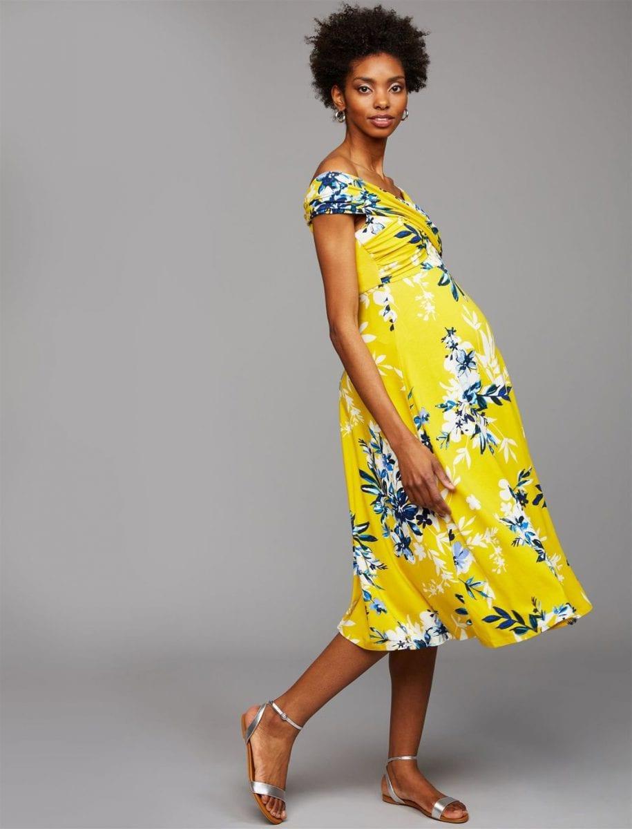 floral dress for formal events
