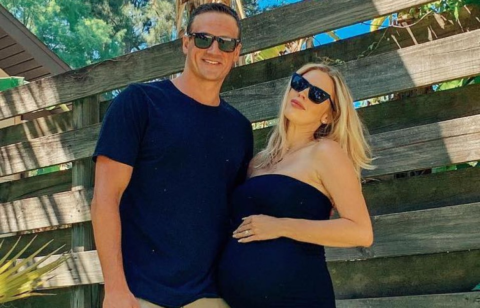 Ryan Lochte and Kayla Rae Reid Welcome Baby Daughter: See the First Photos!