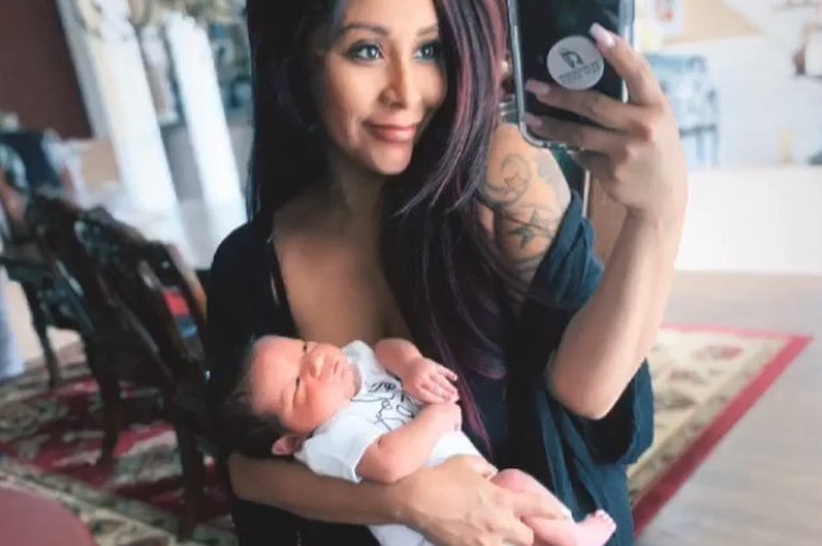 Snooki Angelo New Photos