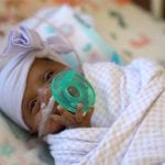 World's Smallest Baby Released From Hospital After Six Months