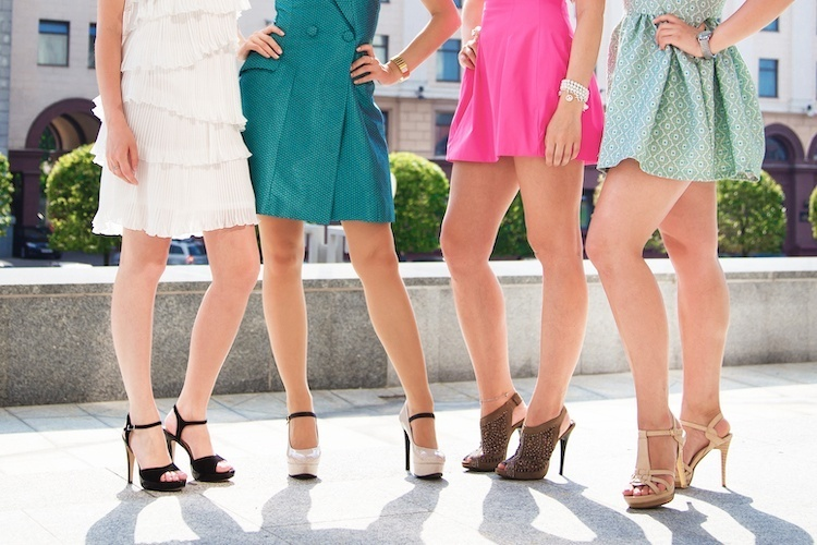 Summer Skirts Chafing