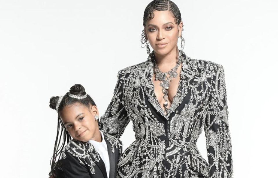 Listen to Blue Ivy Carter Steal the Entire Show on Beyoncé's 'The Lion King' Soundtrack
