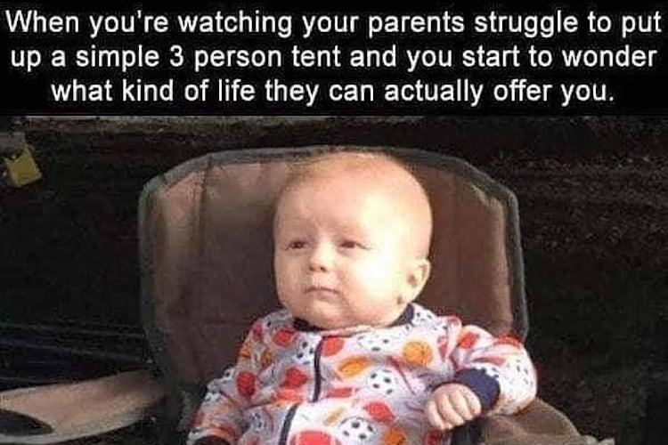 Hilarious Parenting Memes