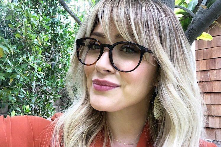 Hilary Duff Mom-Shamed for Piercing Daughter's Ears