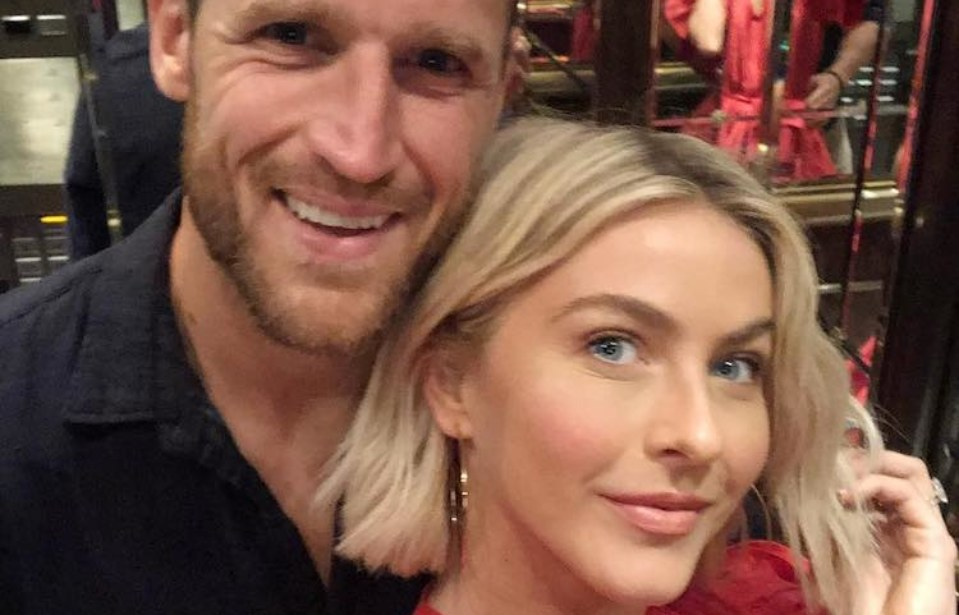 Julianne Hough Has Been a 'Warrior' and a 'Champion' Through IVF Treatments, Says Husband