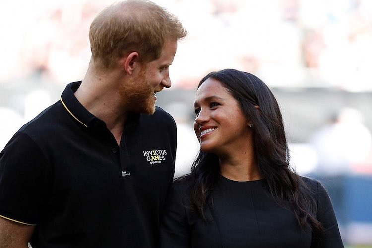 Prince Harry and Meghan Markle on Third Nanny in Six Weeks