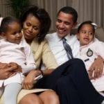 Michelle Obama Spilled All the Beans About Sasha and Malia's Intense White House-Era Sleepovers