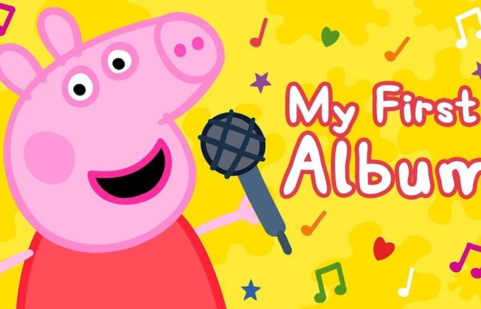 The Best Memes About Peppa Pig's Debut Album | Mamas Uncut