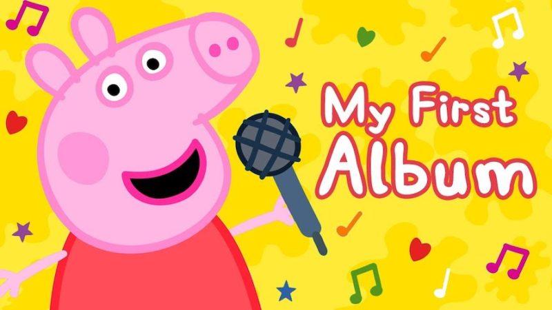 Peppa Pig Releases Album, Memes