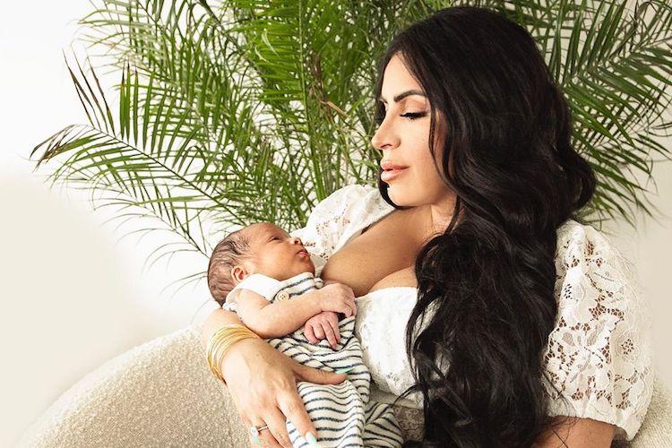 Mercedes Javid Pregnancy