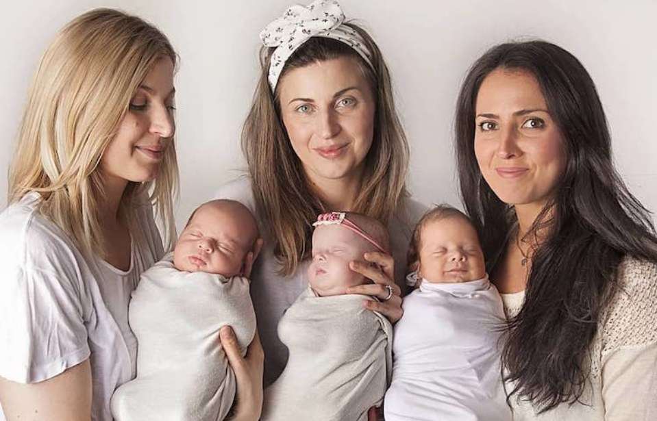 This Triplet Had Triplets of Her Own, and Her Story Proves It Does Indeed Take a Village