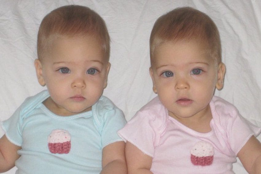 The Most Beautiful Twins in the World