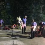 22-Month-Old Miraculously Survives Traumatic Fall Down Steep Embankment in Arkansas