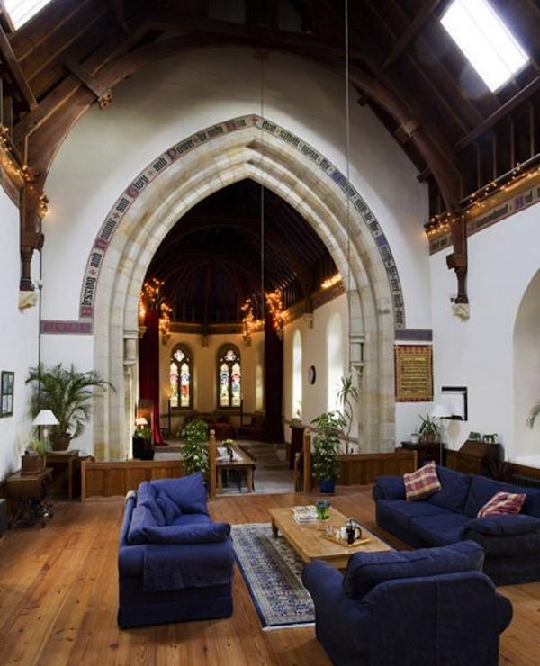 st. nicholas church house