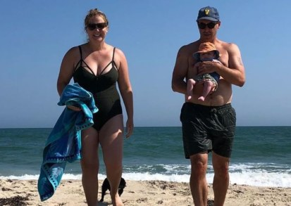 Amy Schumer Teases Documentary About Her Pregnancy, Says Parenting Is 'Nuts'