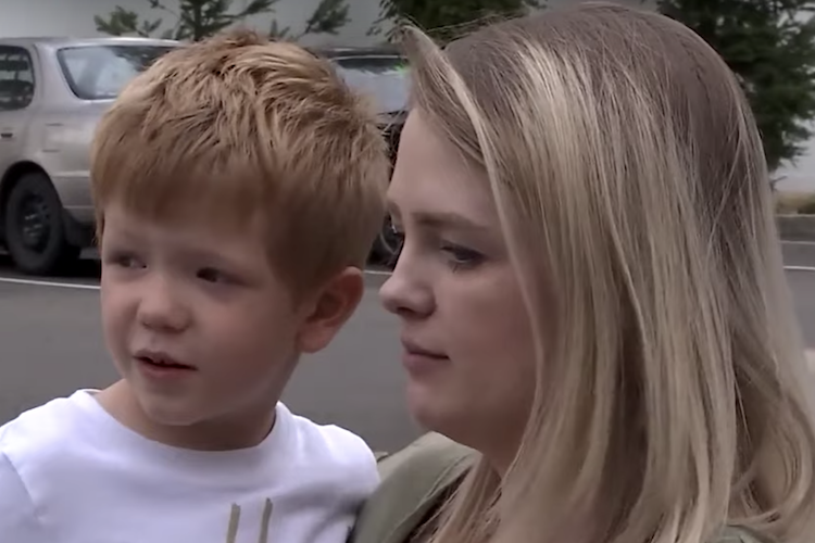 Jessi McCombs: Two People Pretended to be CPS Officials in Attempt to Kidnap Son
