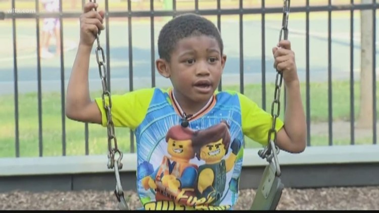 Jayden Espinosa: 5-Year-Old Boy Saves 13 From Fire