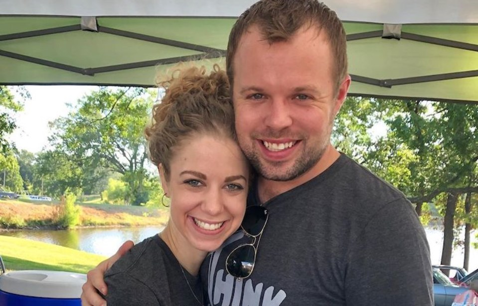 John David Duggar and Wife Abbie Burnett Are Expecting Their First Child!